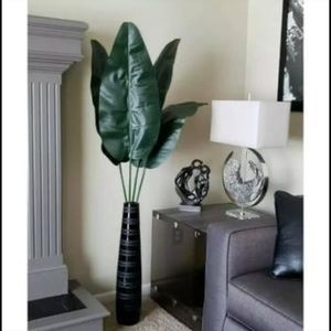 NWT Threshold Artificial Palm Leaves